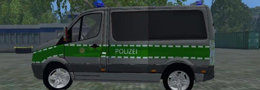Police vehicle the police Bavaria v1.0