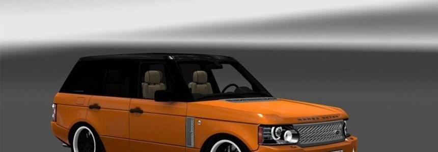 Range Rover Supercharged 2008 v1.24