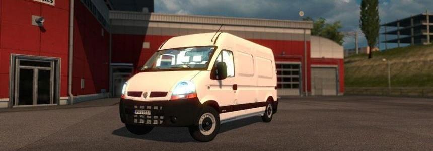 Renault Master for 1.23 v3.0