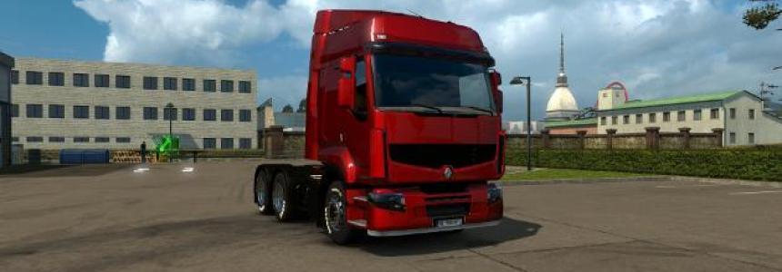 Renault Premium 1.24 Ready
