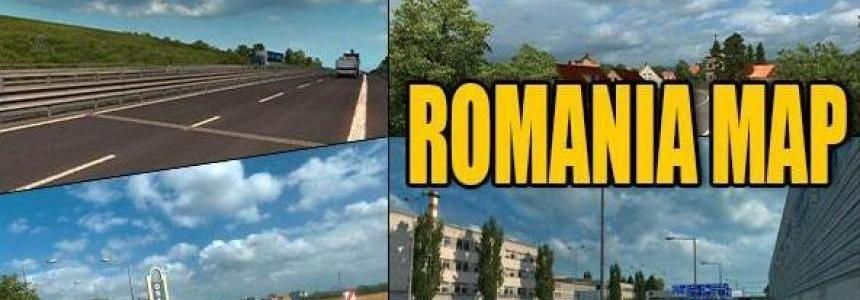 Romania Map AnduTeam  v1.1.1