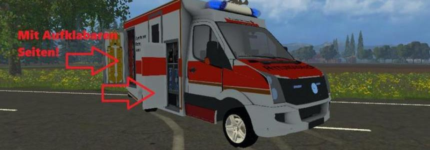 RTW of BRK Skin for VW CRAFTER ELW v1.0