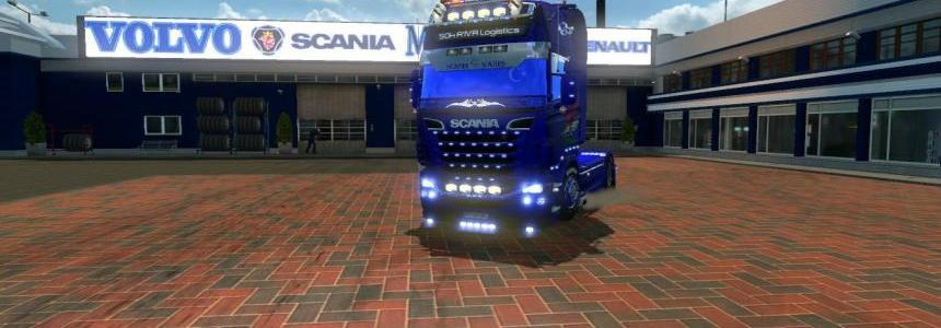 Scania Megastore  1.24