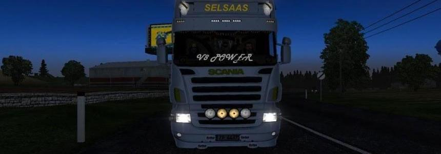 Scania So Pretty B8