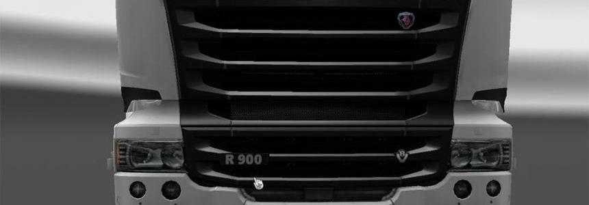 Scania Streamline 900 bhp engine and R 900 Badge