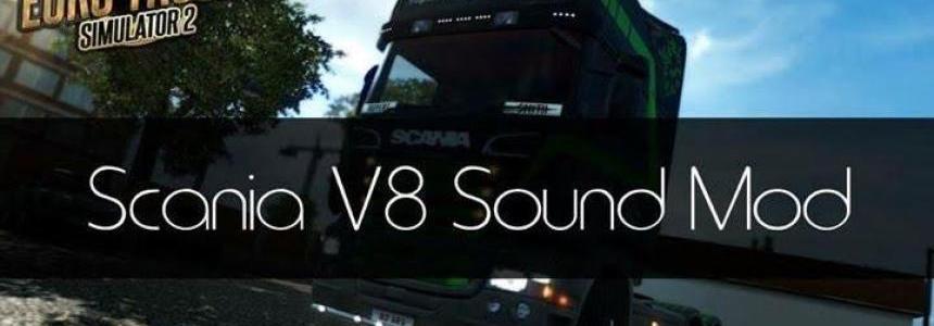 Scania V8 Sound Zeeuk1 1.23