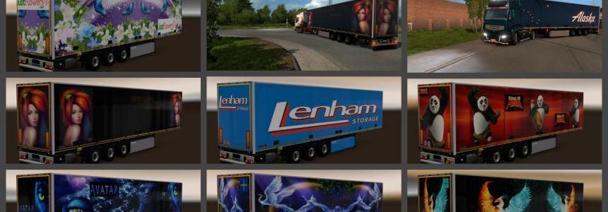 Schmitz trailers 1.23