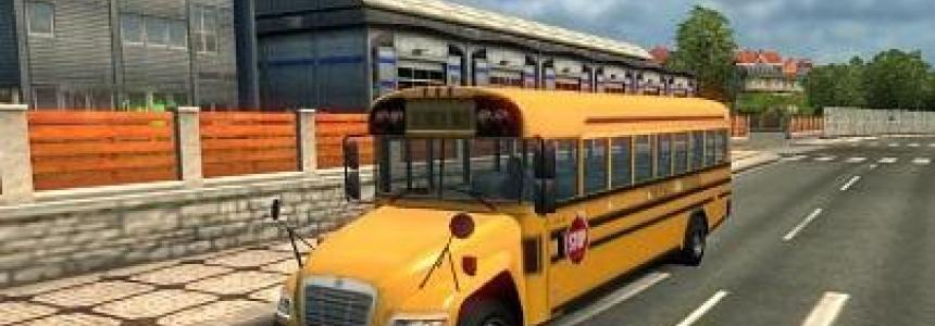 School bus in traffic 1.23