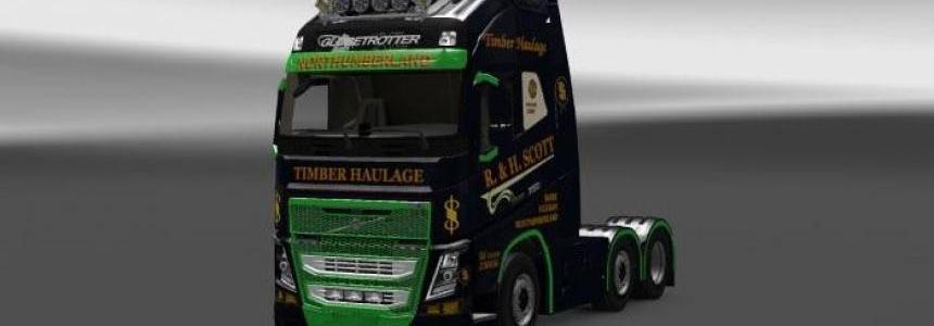 Skin Volvo FH 2012 1.23