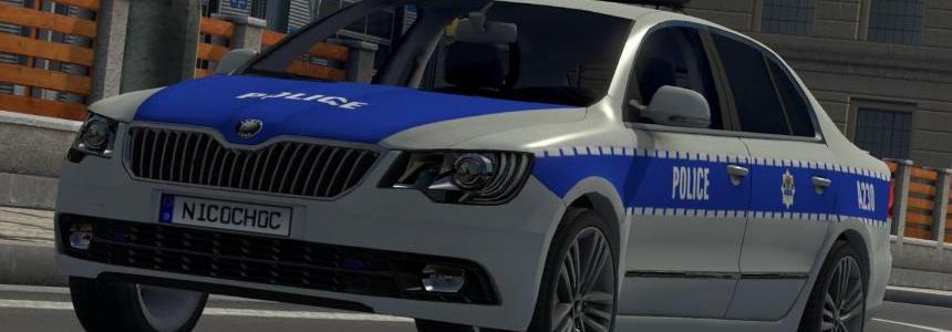 Skoda Police v1.1