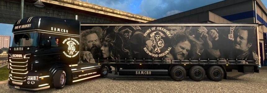 Sons of Anarchy Combo Pack 1.23