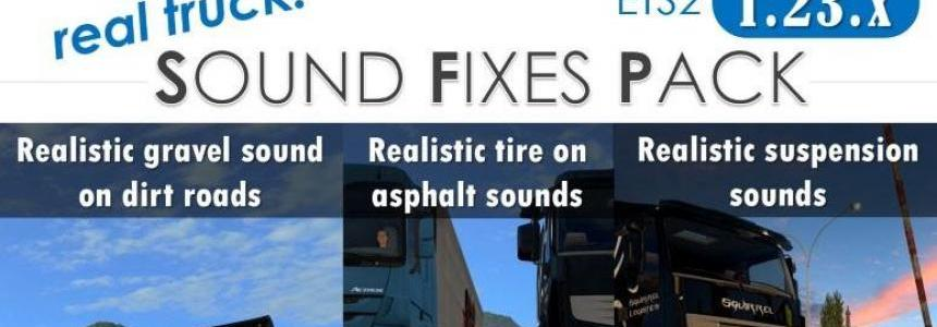 Sound Fixes Pack 15