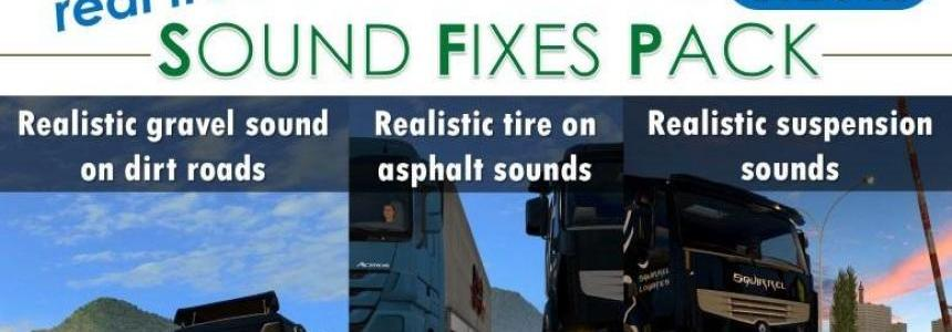 Sound Fixes Pack v15.1