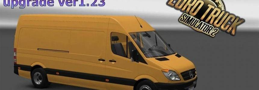 Sprinter 311 by Diablo upgrade  1.23