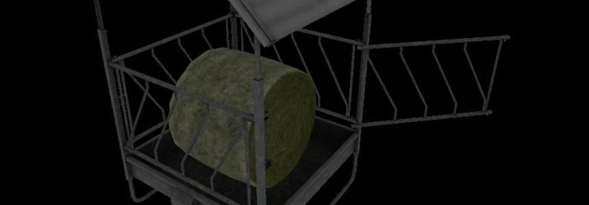 Square Hay Rack v1.0
