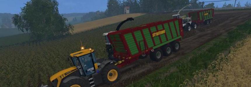 Strautmann Giga Trailer 4001 v1.0