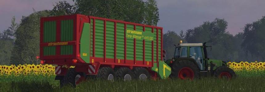 Strautmann Vitesse Tera CFS4601 Tridem v1.0