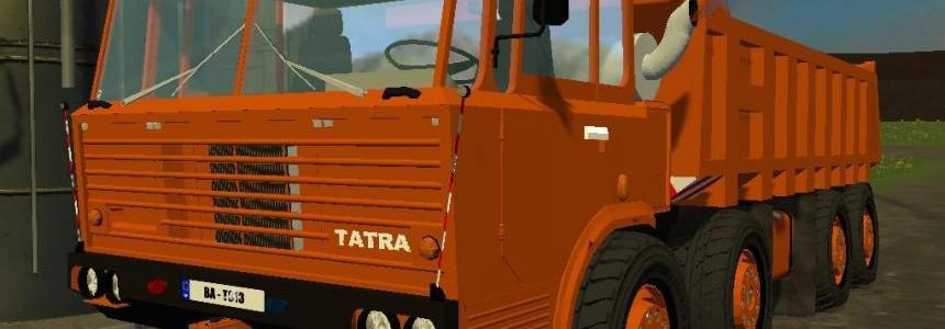 TATRA 813 S1 8X8 - 80000 Liters v1.0