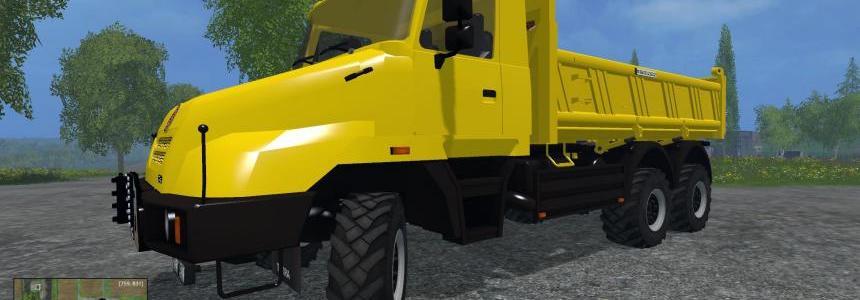 Tatra Terno Jamal 6x4 Benne v1.0