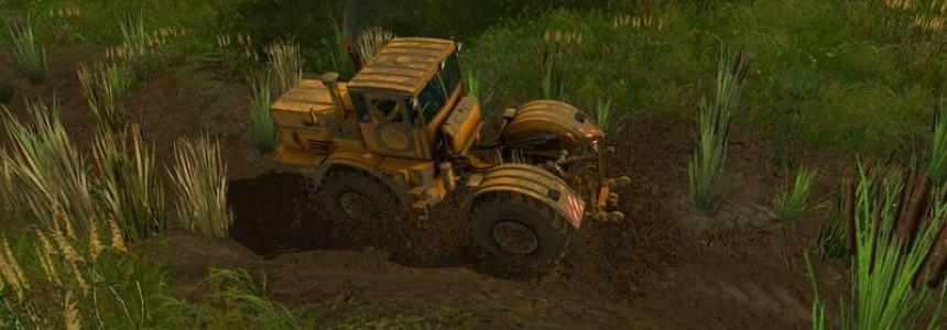 TERRAIN AND DIRT CONTROL v1.0 DE