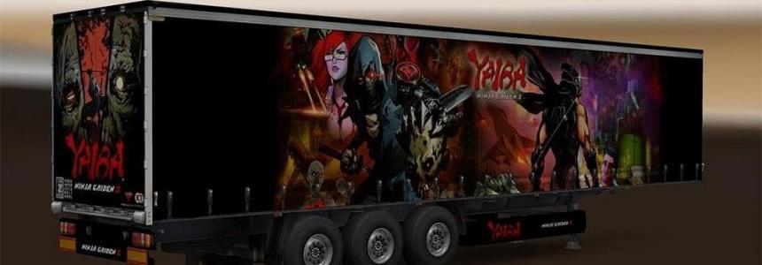 Trailer Krone Profiliner – Yaiba Ninja Gaiden Z