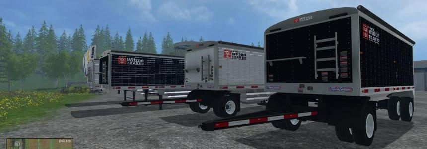 Trailer Pack With Semi Wolf Edition