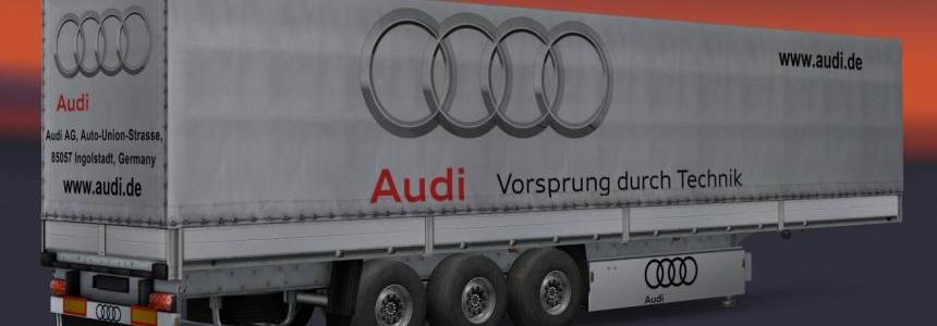 Trailers Pack Car Brands v5.3