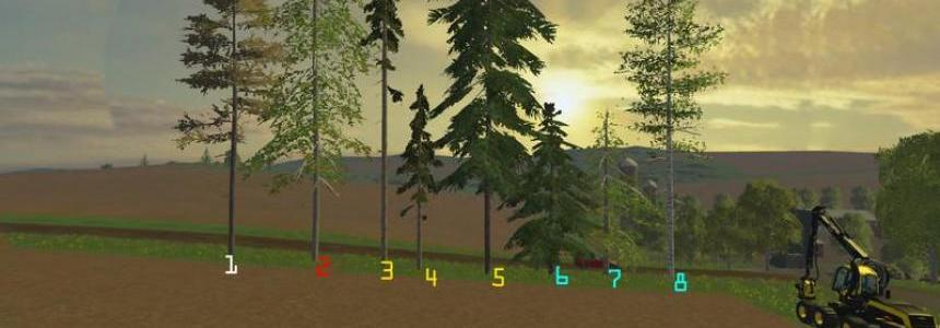 Tree Harvester v1.0