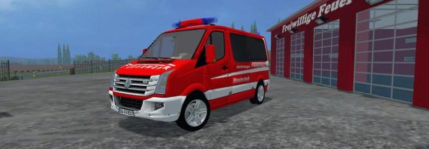 Trolley Messtechnick on VW Crafter ELW v1.0