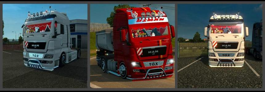 Turkish Job MAN TGX Edit Professional 1.23