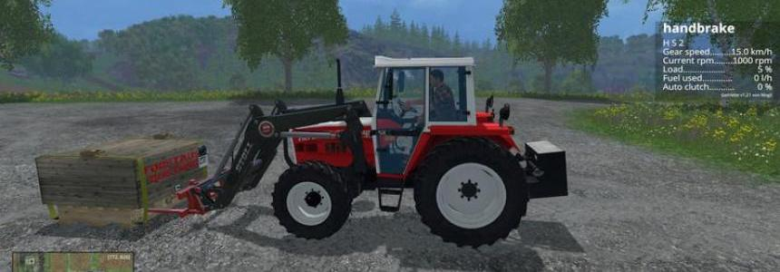 Twin tires, snow chains Pack v1.0