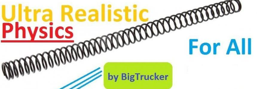 Ultra Realistic Physics For all Trucks V1.0