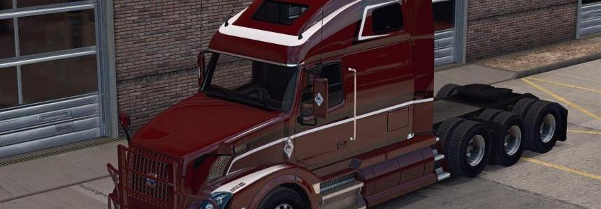 Volvo VNL670 v1.4.2 (Only for ATS v1.3)