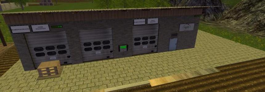 Woodworking Modpack v1.0