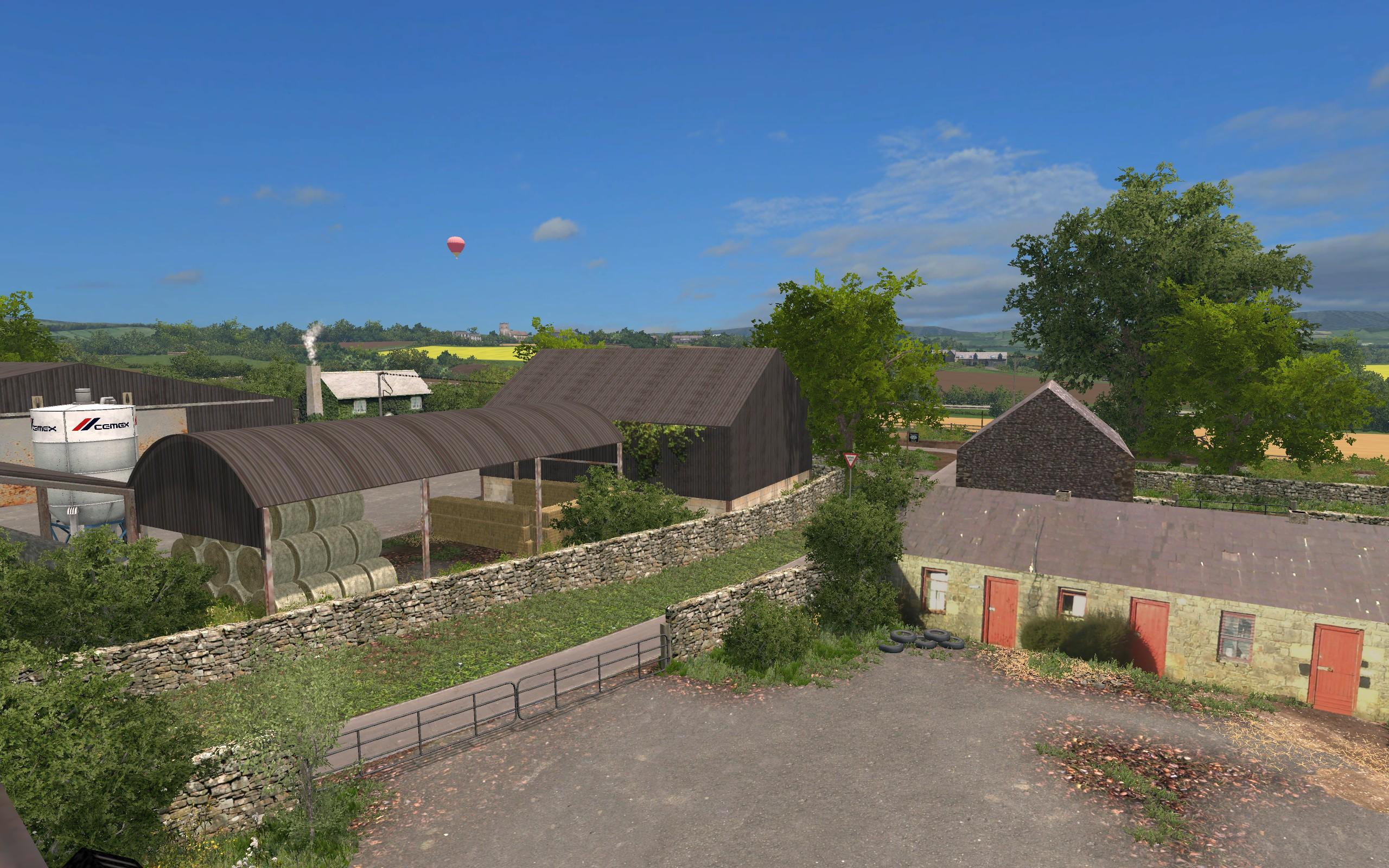 Thornton Farm v10 Modhubus