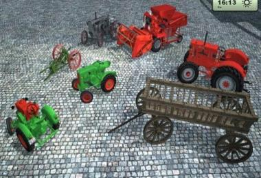 Additional Oldtimer Package v0.95