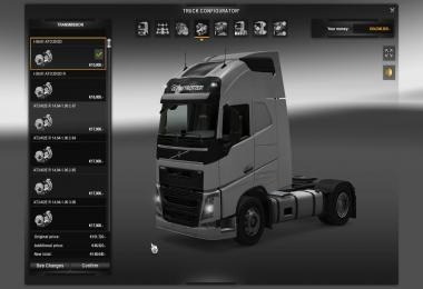 Gearbox/Differential Mod Stock&Mod v2.2