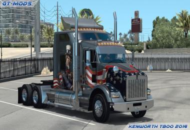GT-Mods Kenworth T800 2016 v0.5.1