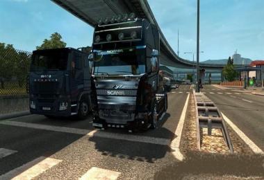 Little tuning for Scania V1.1