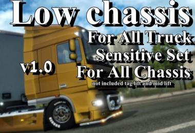 Low Chassis For All Truck v1.0