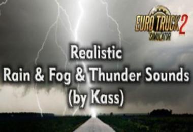 Realistic Rain & Thunder Sounds v1.1
