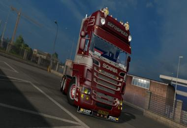 Scania R620 Sefospeed 1.23