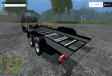 Single Car Trailer v1
