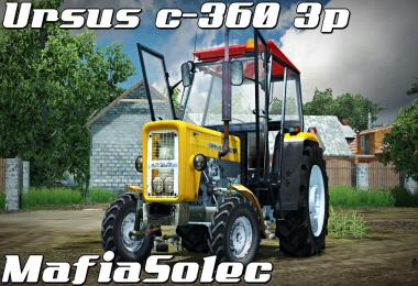 Ursus C-360 3p (FS13) by MafiaSolec