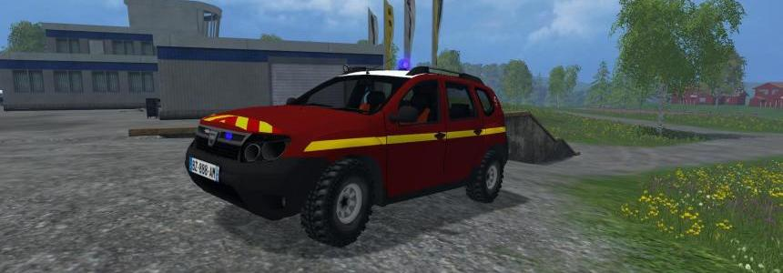 VLHR DACIA DUSTER OFFICIEL FINALE RESCUEMODDING V1