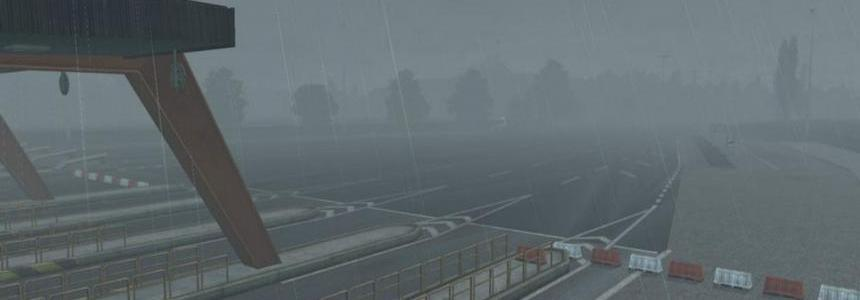 3D Rain and Fog Mod v1.1 (Update)