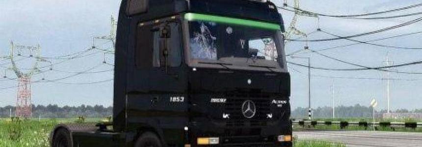 Mercedes MP1