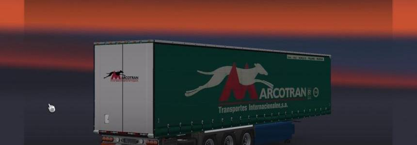 Krone Marcotran Trailer 1.24