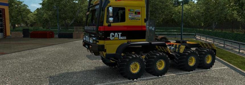 DAF Crawler for 1.23 & 1.24