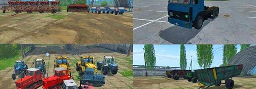 Russian technik pack v1.0